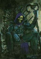 Skeletor by tuomaskoivurinne