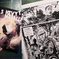 Kevyt Metalli Issue 5 Out Now