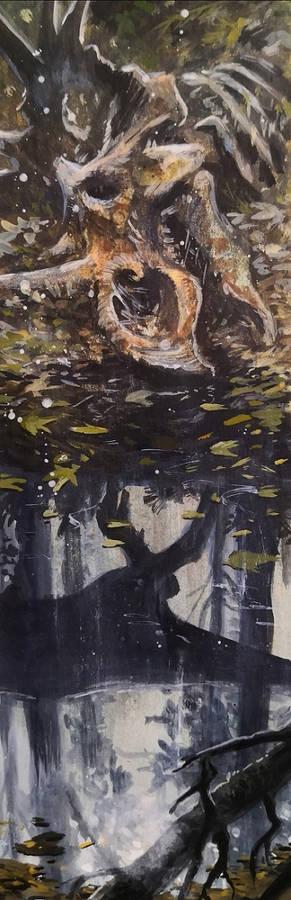 Quick reflection from Laramidia