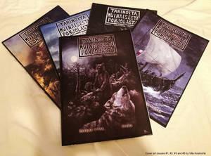 Tarinoita Muinaisesta Pohjolasta - Issue 5, 2020