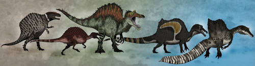 Spinosaurus in Science and Culture 1915-2020
