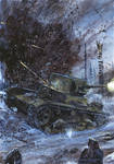 T-26 in action