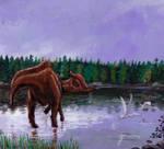 Saurolophus osborni