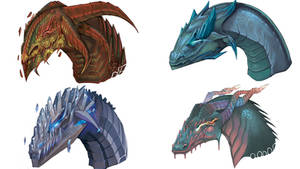 Psionic Dragons