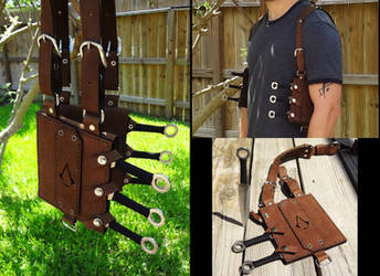 Assassin Creed Knife Holster by Spoon333