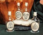 Avatar Bottle Set