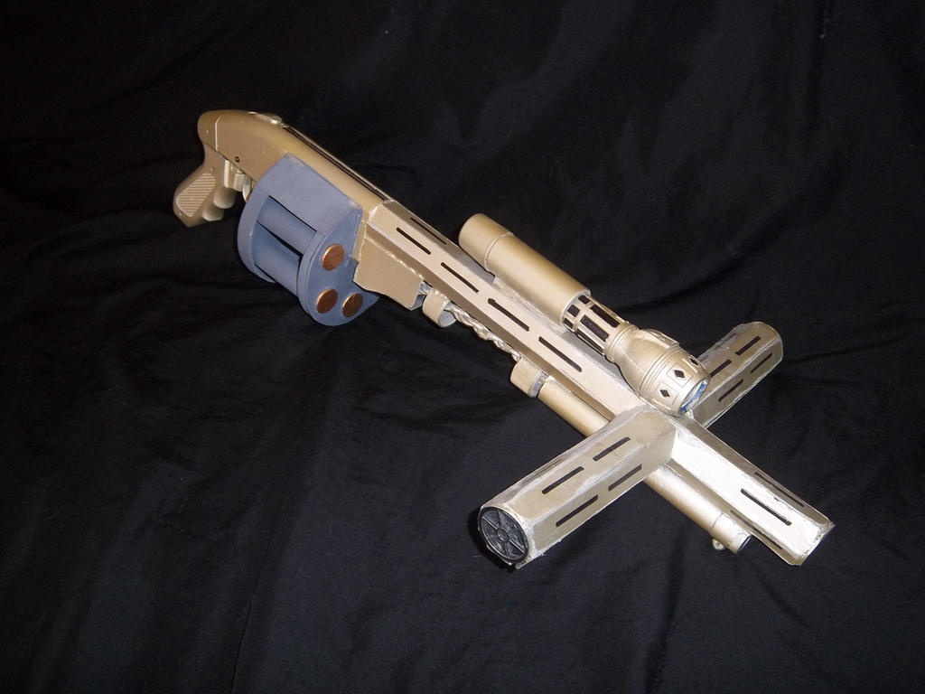 how to make a shotgun dnd