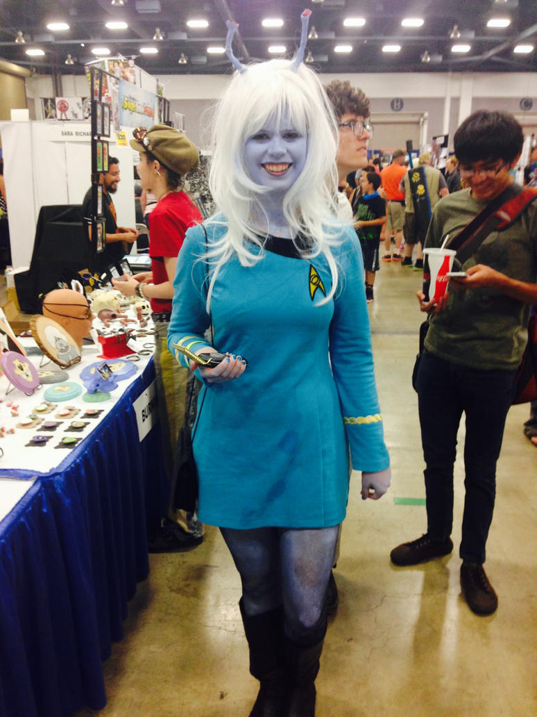 Female Andorian by The-1One