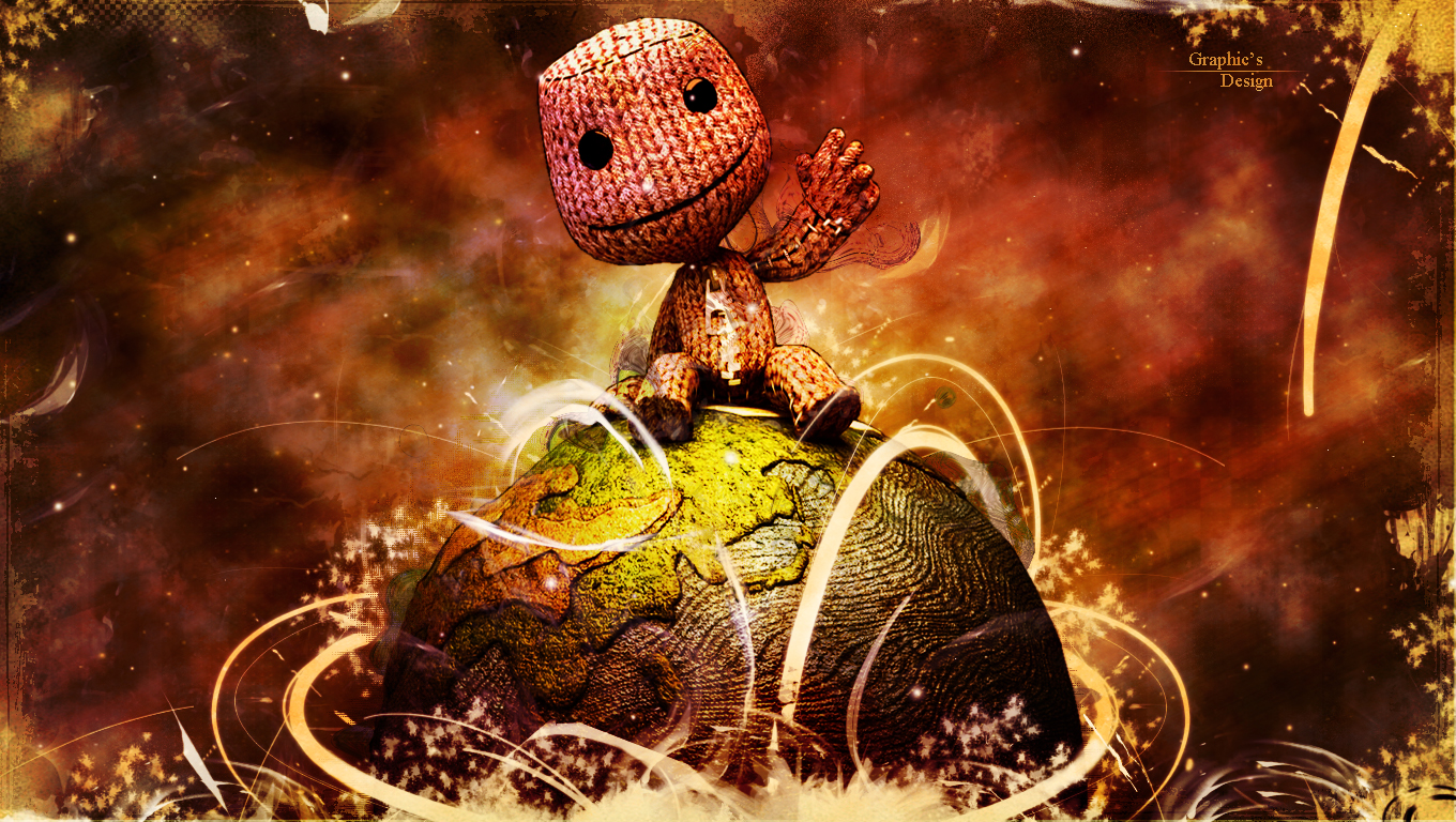 little big planet by daftfunck on deviantart