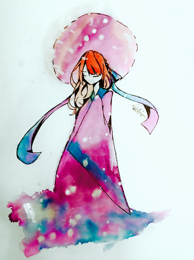 uh idk prize gift for DindaNda by Kuro-Yukii