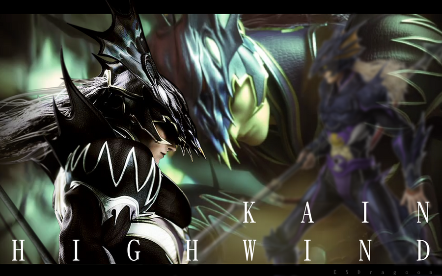 Final fantasy kain wallpaper - photo#4