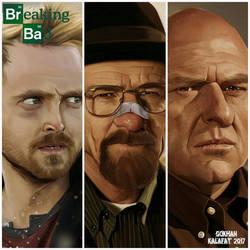Breaking Bad works...