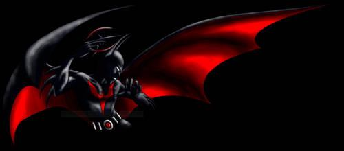 Batman Beyond by mahha-gogogo