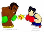 Mr Sandman vs Little Mac