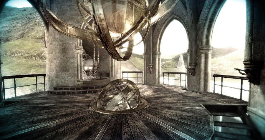 Astronomy Tower Hogwartsrp
