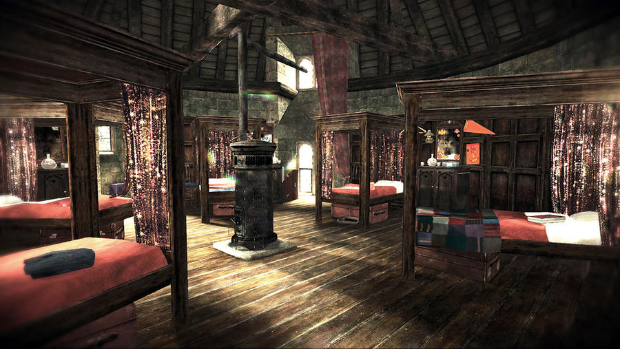 Harry Potter Bed Set