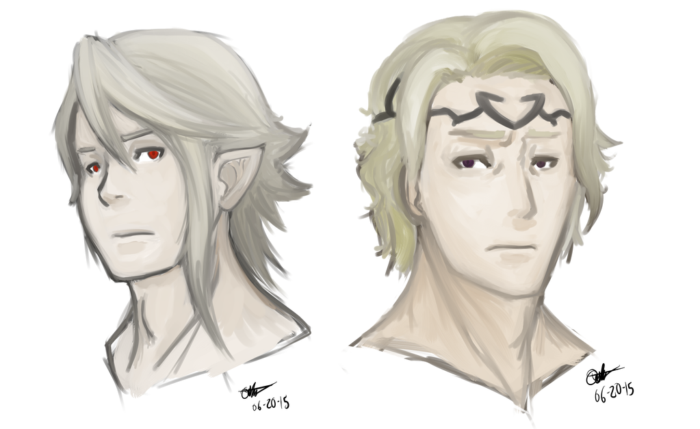how to draw corrin from fire emblem fates