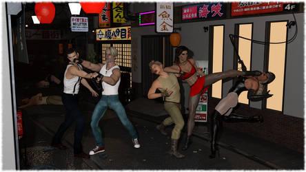 Streets of Rage 002 by Annakonder