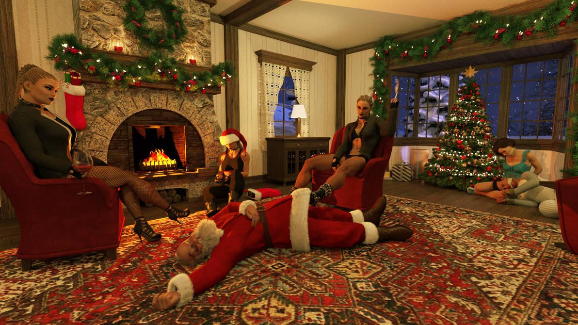 Santa's Slay by Annakonder