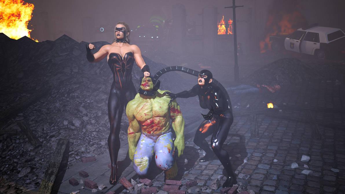 The Hero Extinction Agenda 01 by Annakonder