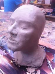 HEAD clay by B4ucjp