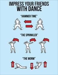 DANCE TIPS by B4ucjp