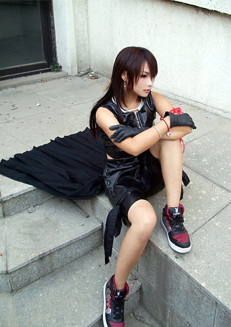 Tifa cosplay AC 2 by M-Yuu