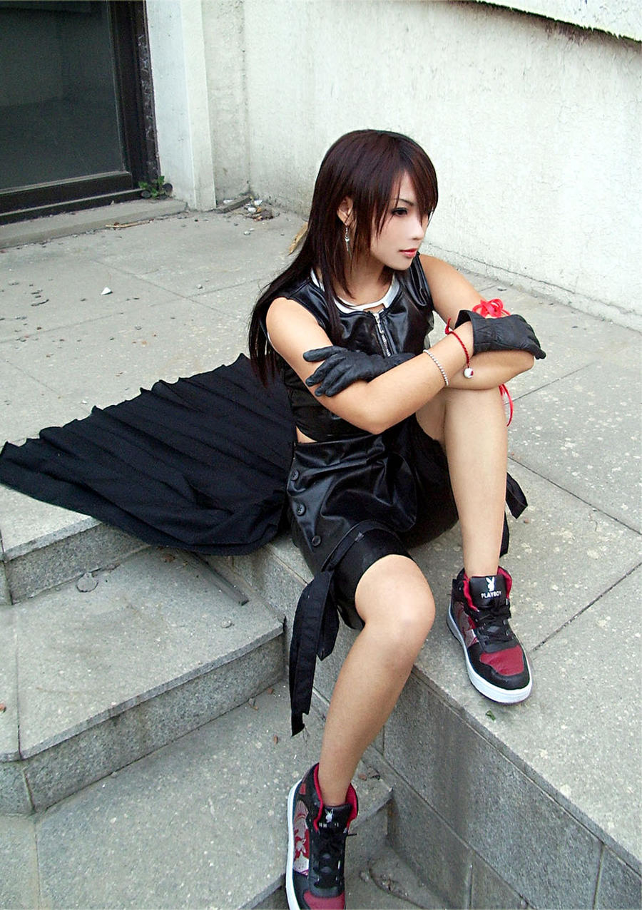 Tifa cosplay AC 2 by M-Yuu