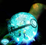 The Time Traveler pokeball