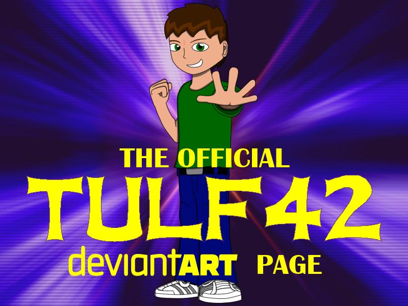 tulf42's Profile Picture