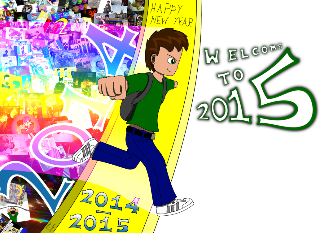 2014 to 2015 by tulf42