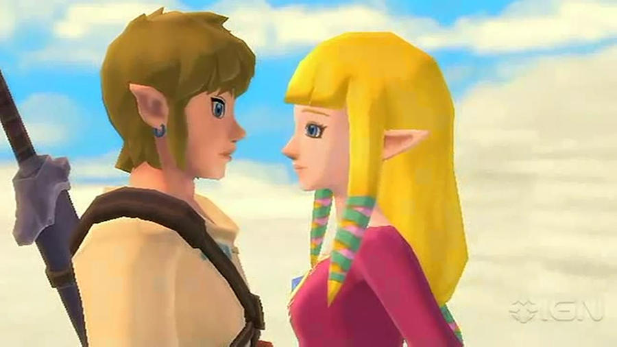 skyward zelink by sashaaoi on DeviantArt Zelink Skyward Sword