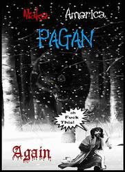 Make American Pagan Again by MSOwolf