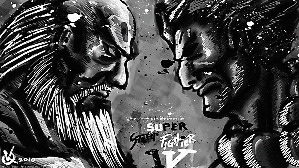 Gouken vs Akuma | Street Fighter | Pinterest | Best Street fighter ...