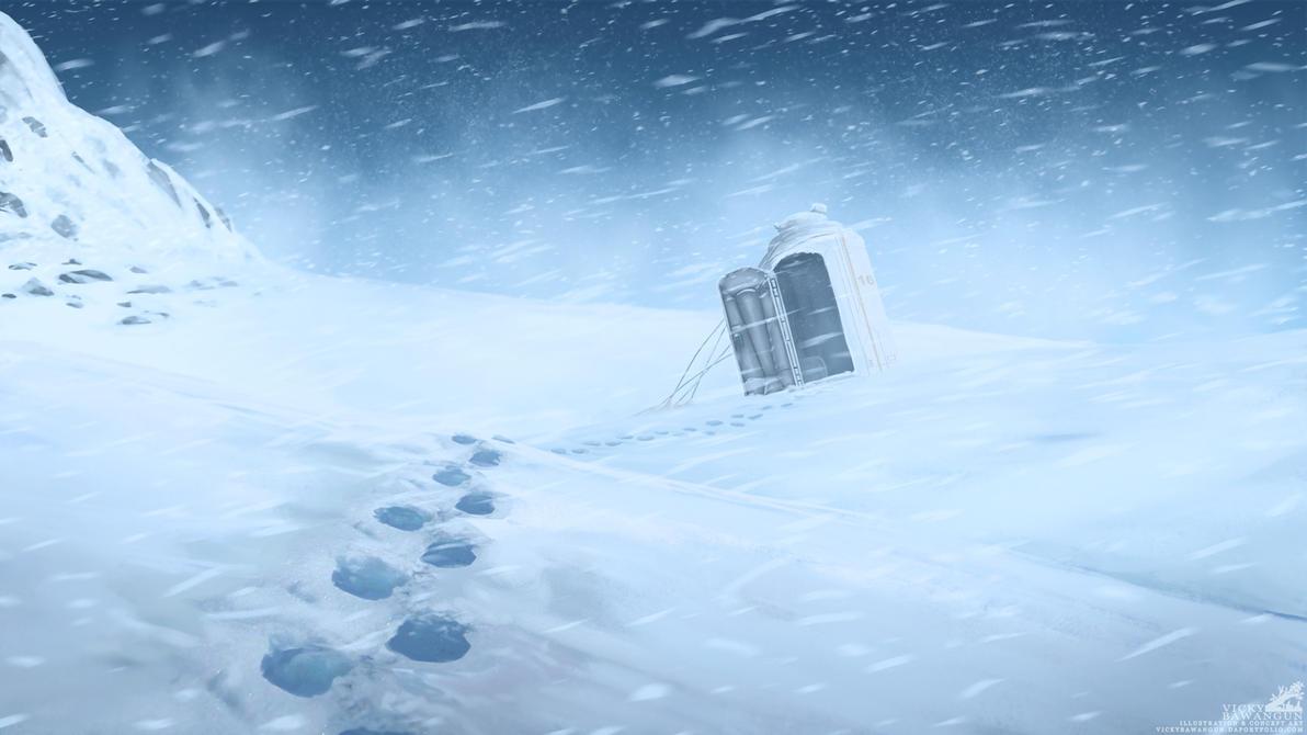 Escape Pod by Antares69