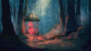 Health Shrine by Antares69