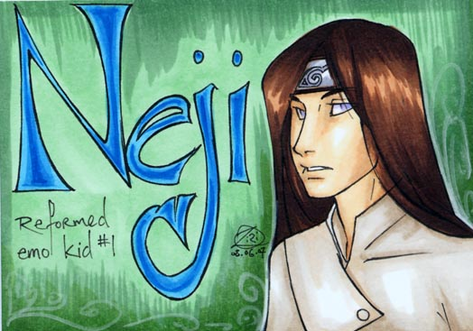 -+-Neji badge-+- by zirio