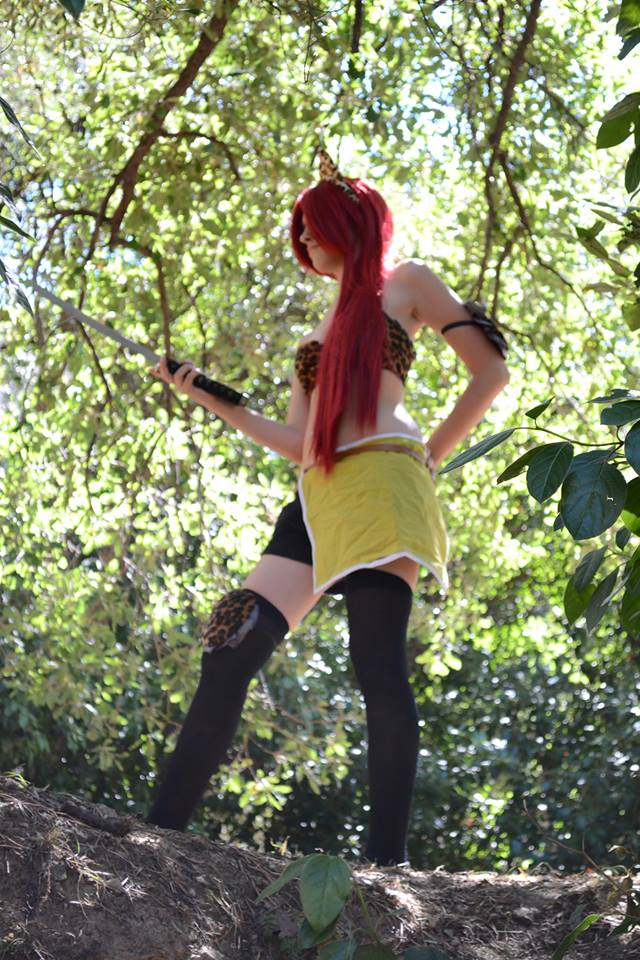 erza scarlet flight armor fairy tail by canescuro on