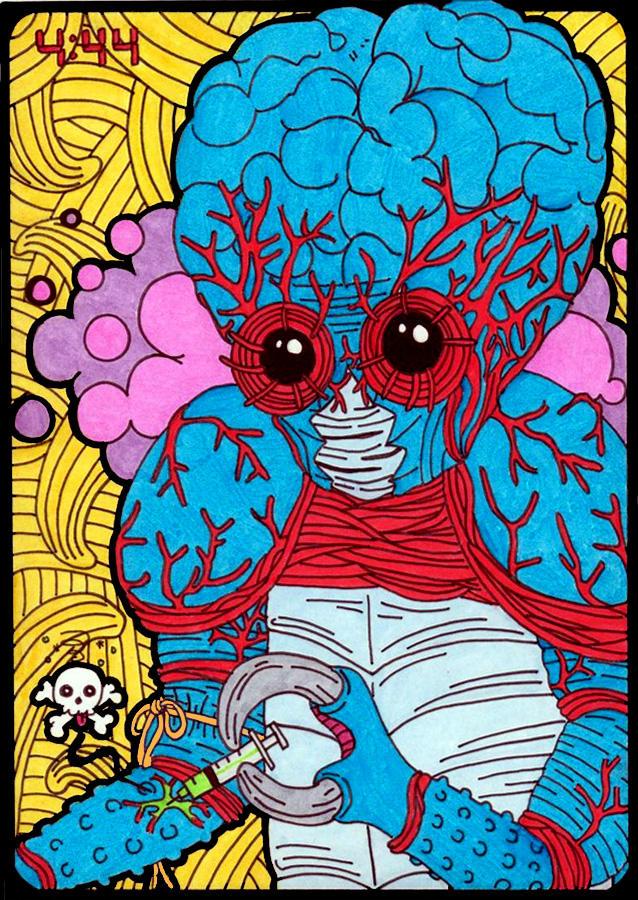 Mutant Junkie by fourfortyfour