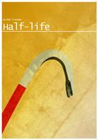 Half-life minimalist poster by BlueWizardCz