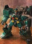 Gundam Leopard