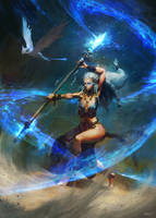 White Sorceress