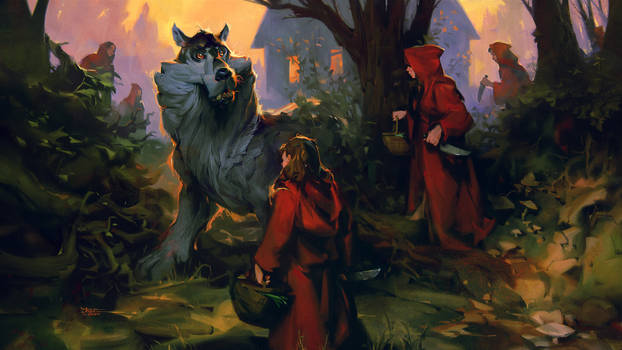 Cult of the Wolf