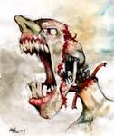 zombie sketch.