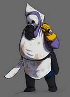 Chef Nanor by DarkSteelPenguin