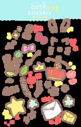 Cute Stickers ( ^_____^ )