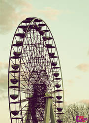 Feris wheel by Gadinc