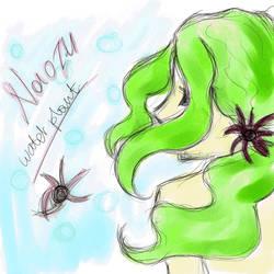 Naozu - water plant - col2