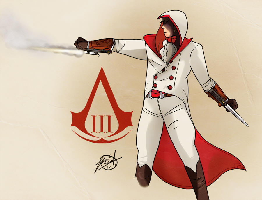 Assassins Creed III by mitch-the-plaid