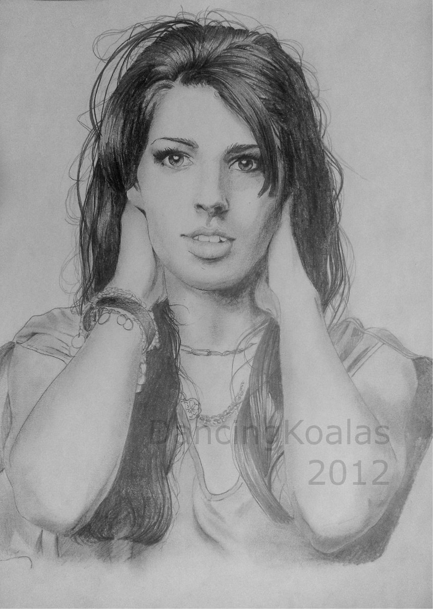 Brooke Fraser by DancingKoalas